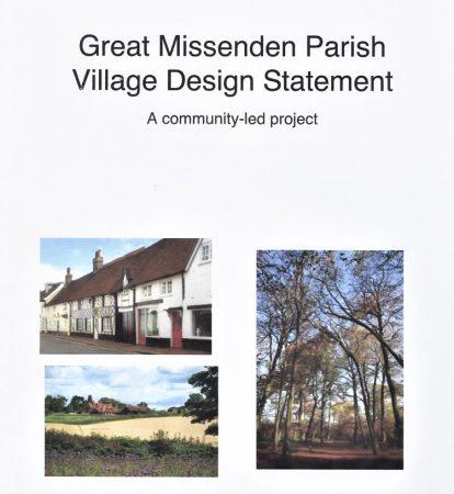 Cover of Great Missenden Parish Village Design Statement