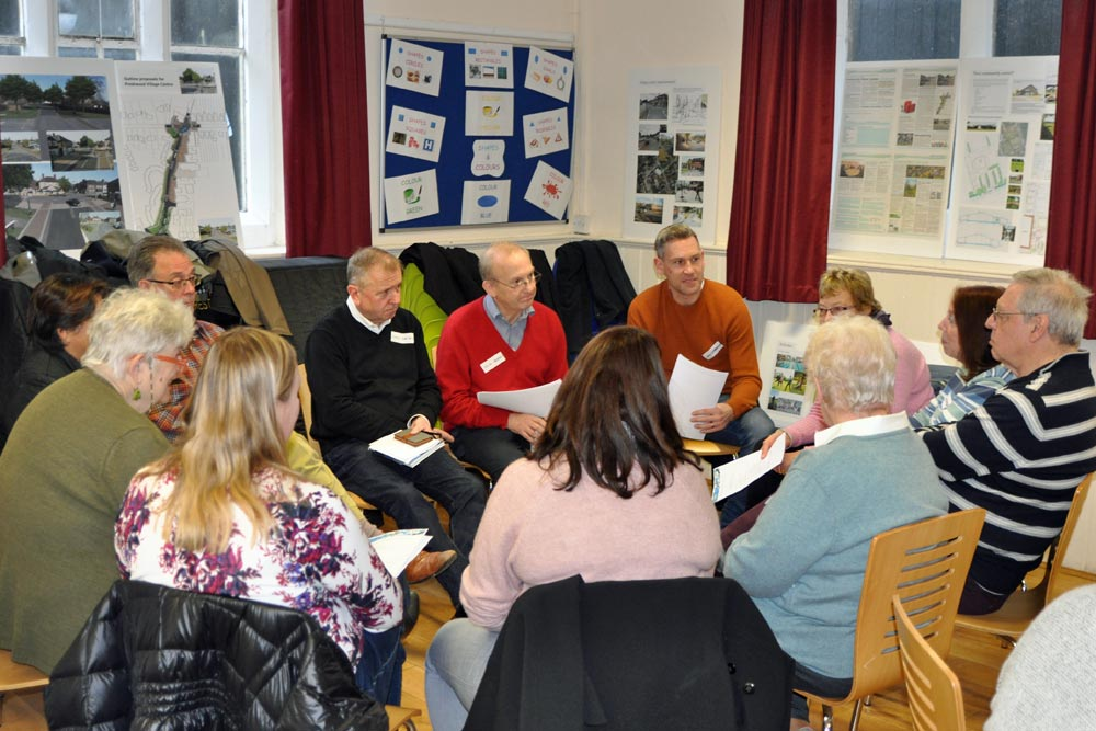 Group discussion GMPRG consultation Prestwood November 2018