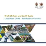 cover of Chiltern & South Bucks draft Local Plan
