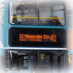 41 bus from High Wycombe to Great Missenden